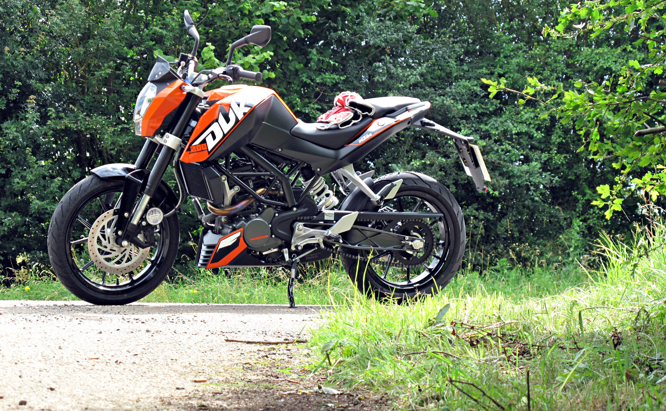 Ktm Duke Review Uk