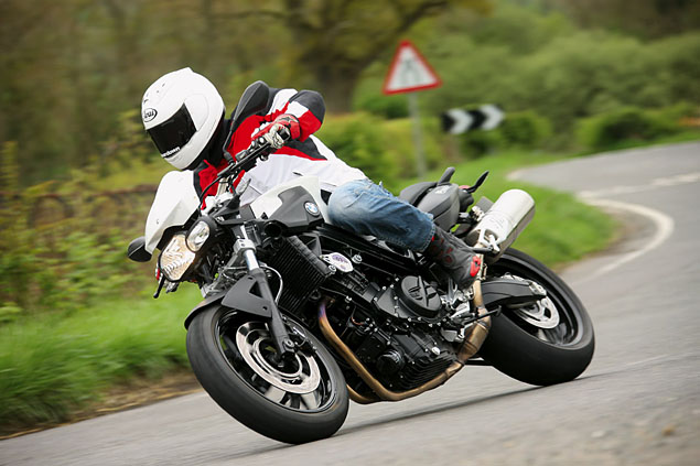 2009 BMW F800R First Ride Review