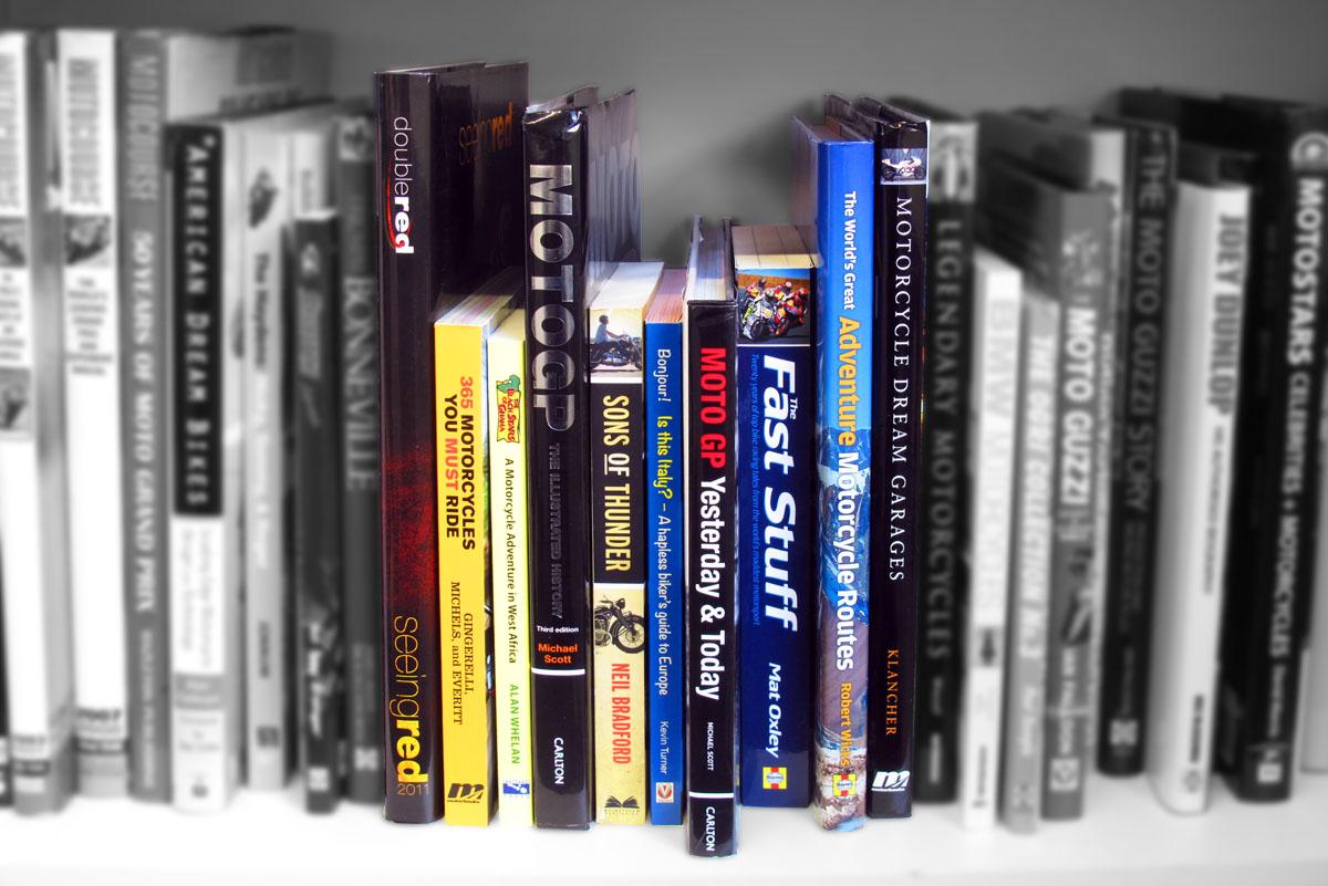 Christmas Biker Gifts: Books | Visordown