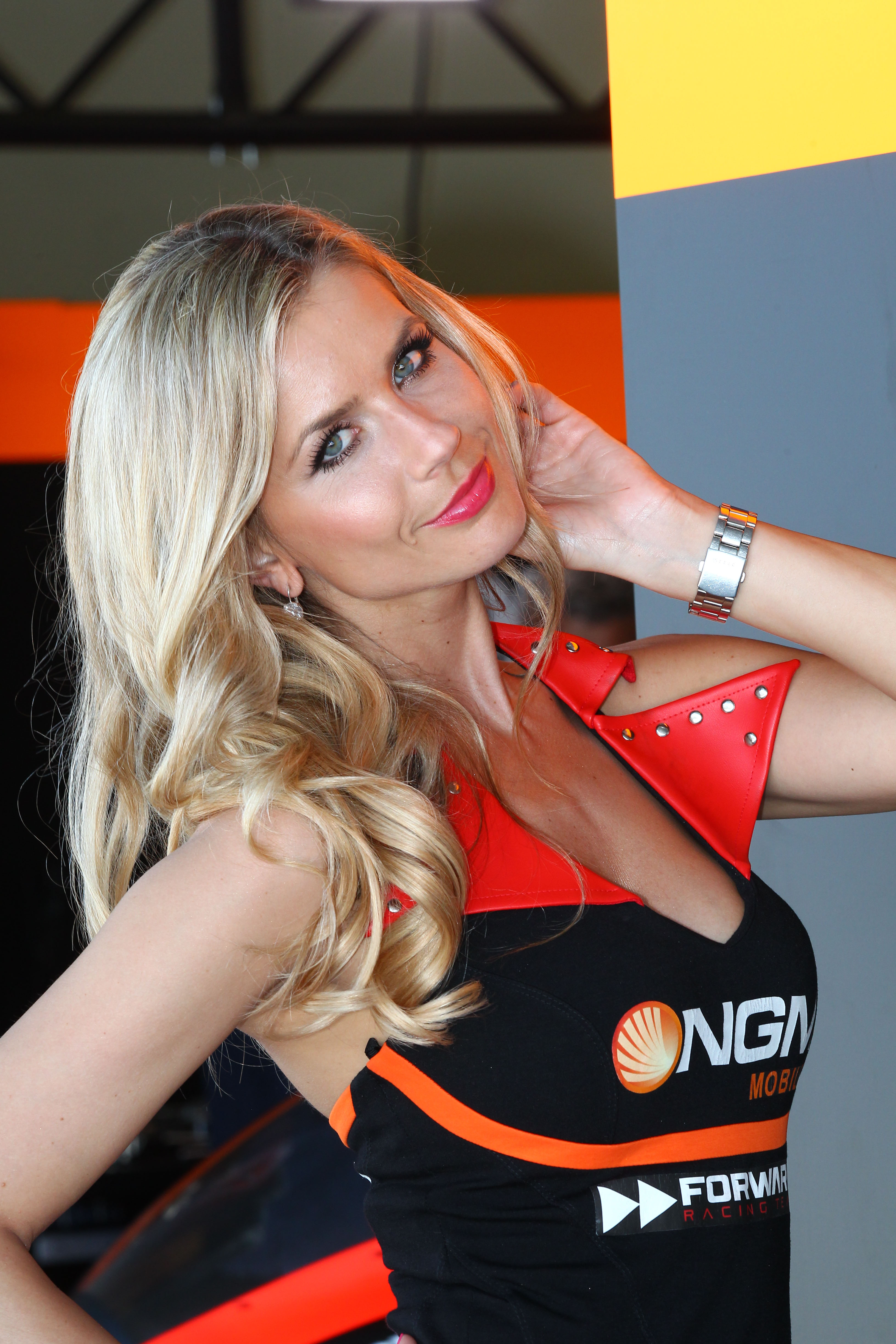 MotoGP grid girl gallery: Jerez 2013 | Visordown