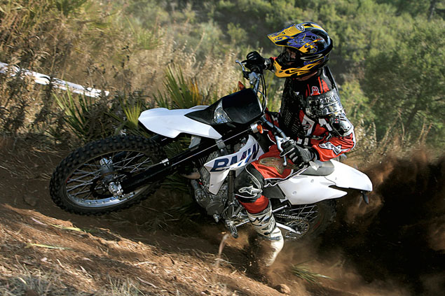 2009 Bmw G450x First Ride Review