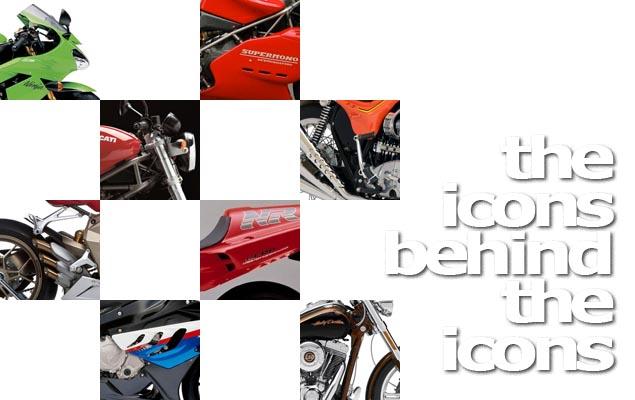 Top ten: Motorcycle designers