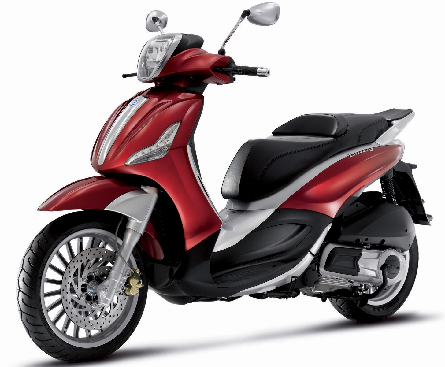 electric water cooling for new piaggio b | visordown