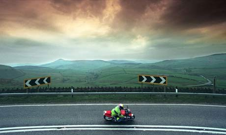 Britain's 10 most dangerous roads for motorcycles