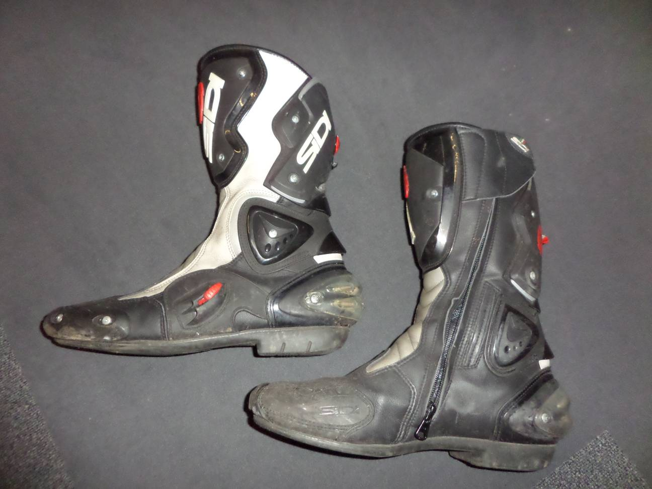 Used: Sidi Vertigo boots review | Visordown