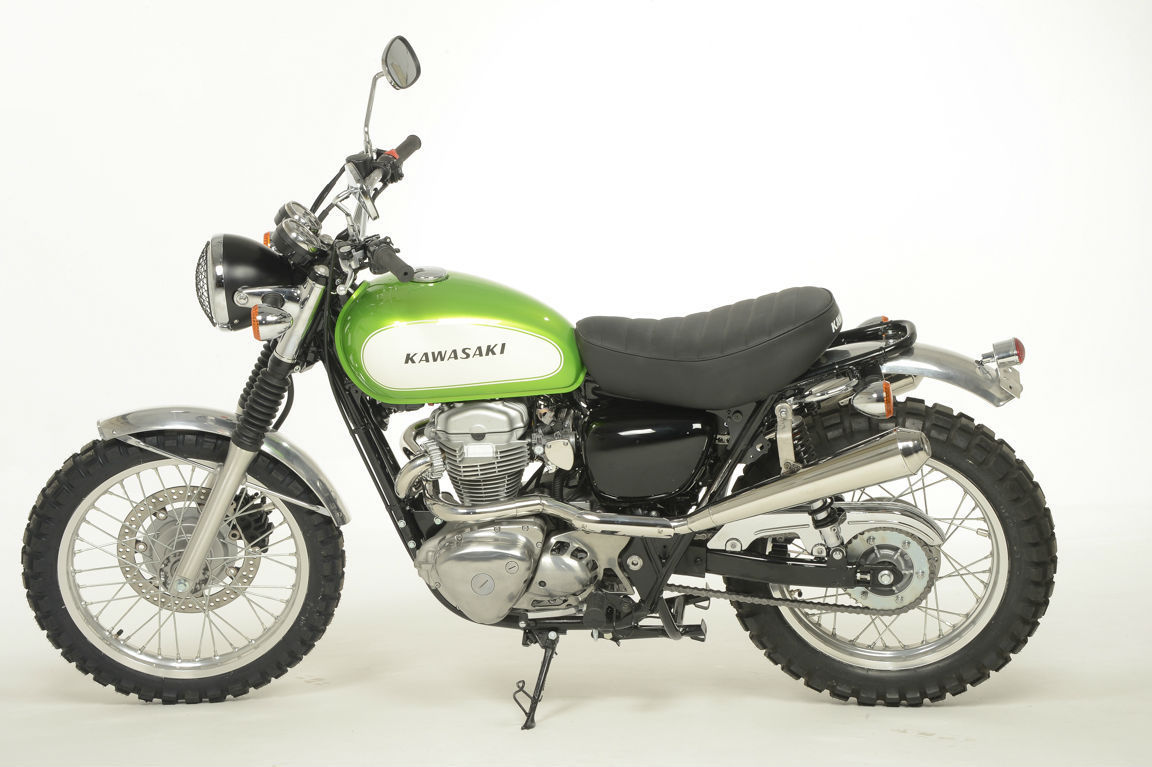 What Kawasakis W800 Should Be Like