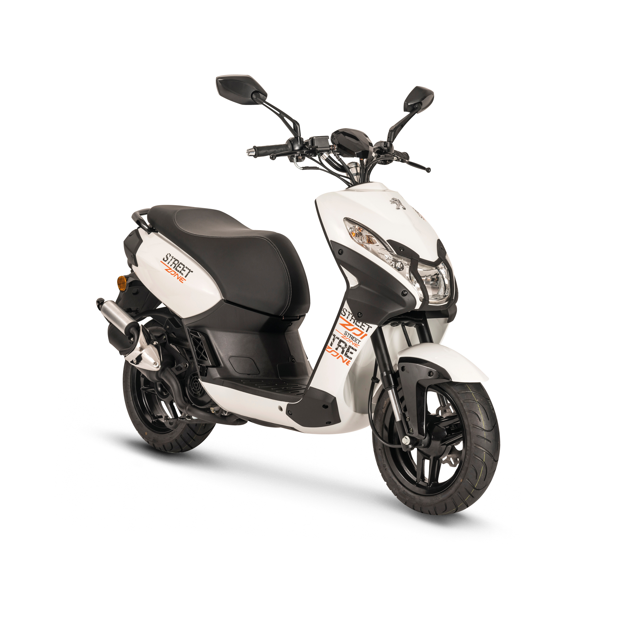 new peugeot streetzone scooter visordown. Black Bedroom Furniture Sets. Home Design Ideas