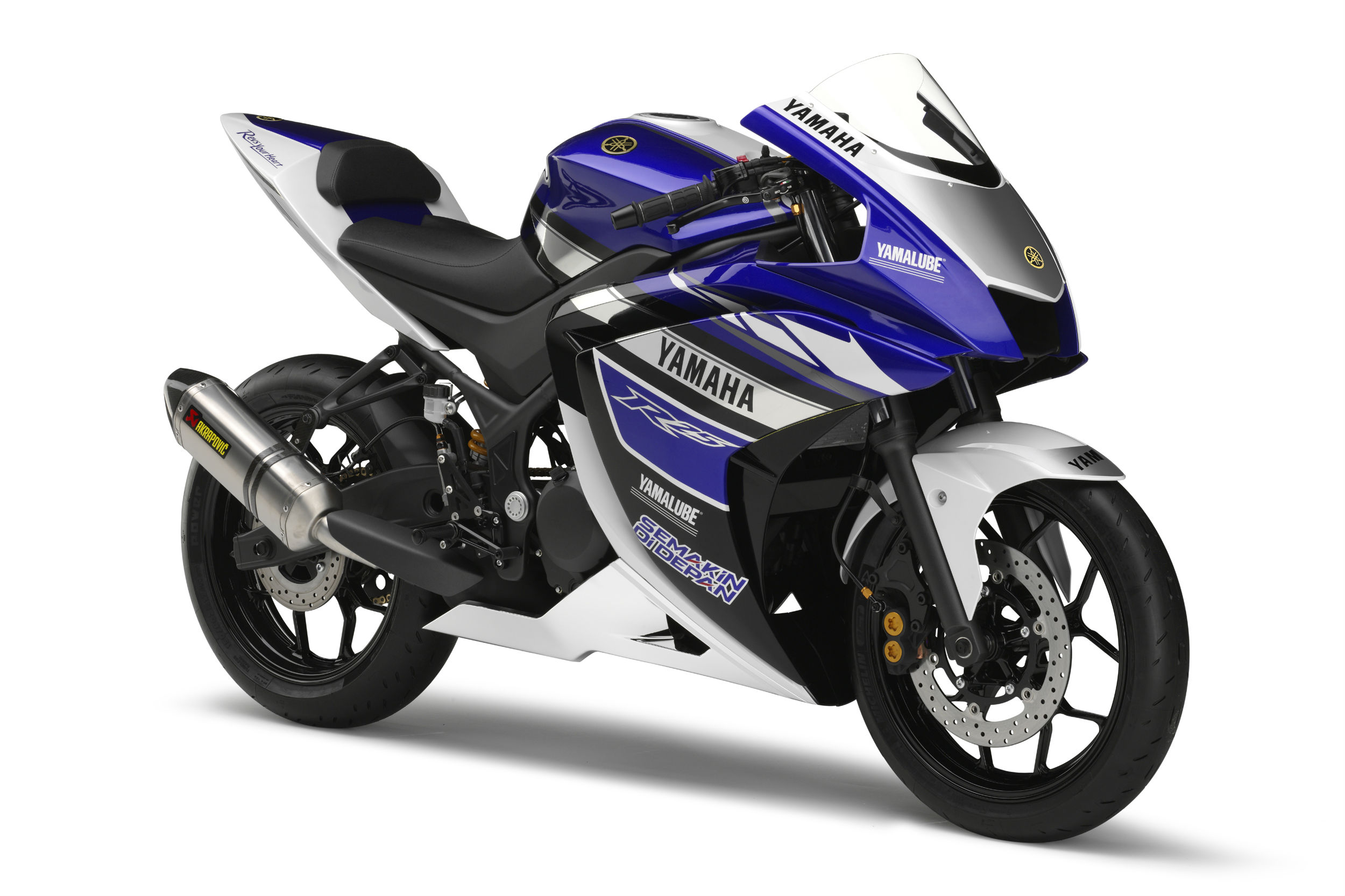 Yamaha yzf r3 on the way visordown for Yamaha sport motorcycles