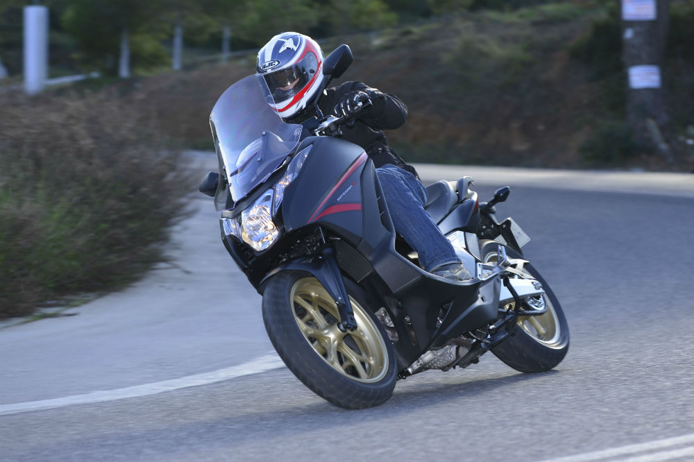 First ride: 2014 Honda Integra 750 review