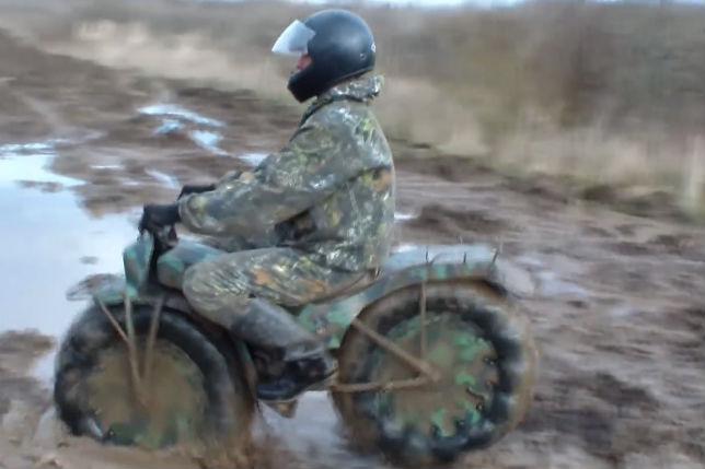 russian diy bike visordown