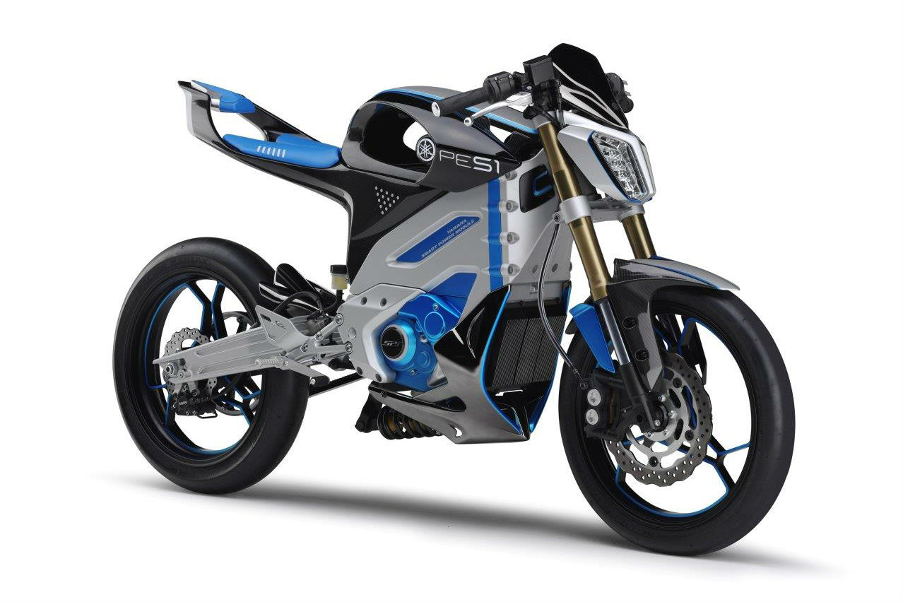Yamaha to produce pes1 electric sports b visordown for Yamaha sport motorcycles