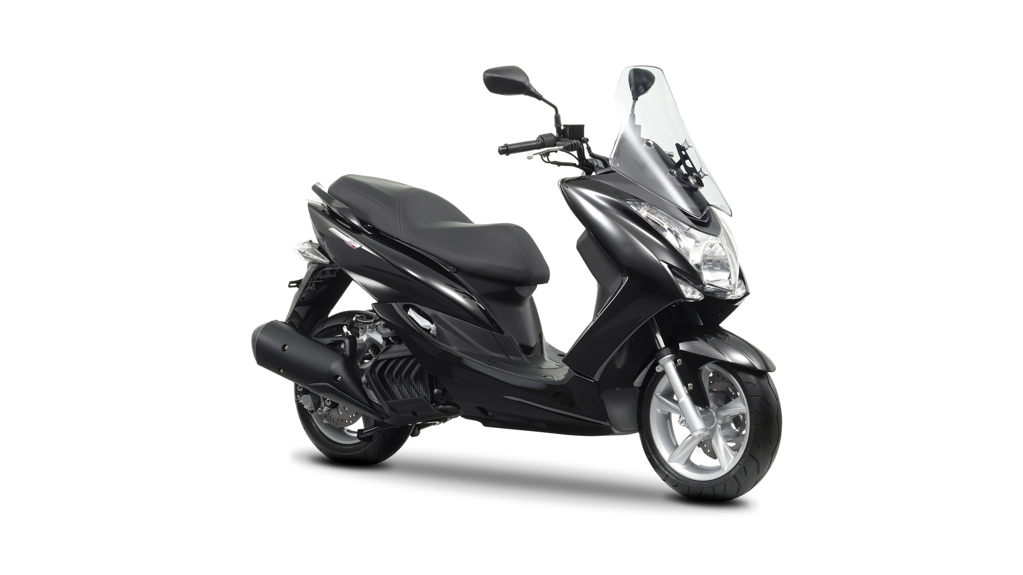 yamaha s new majesty s 125cc scooter visordown. Black Bedroom Furniture Sets. Home Design Ideas