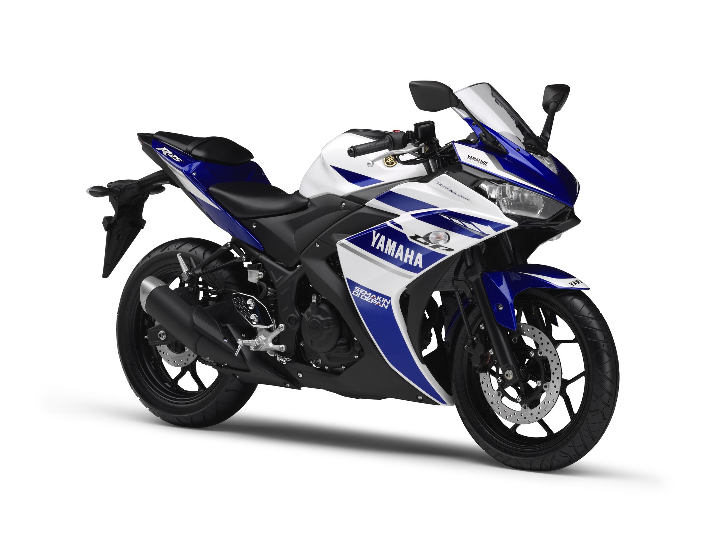 Production yamaha r25 finally unveiled