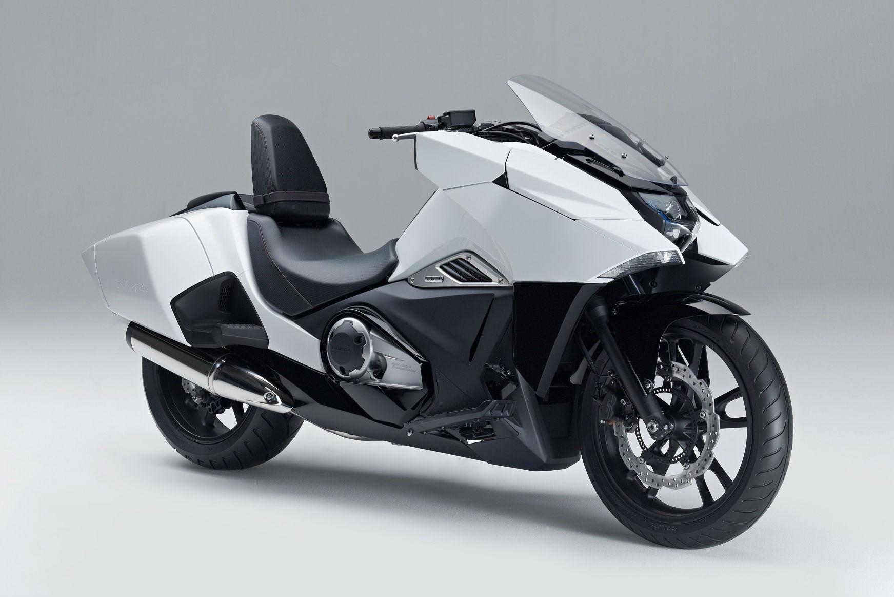 Honda NM4-02 reaches production   Visordown