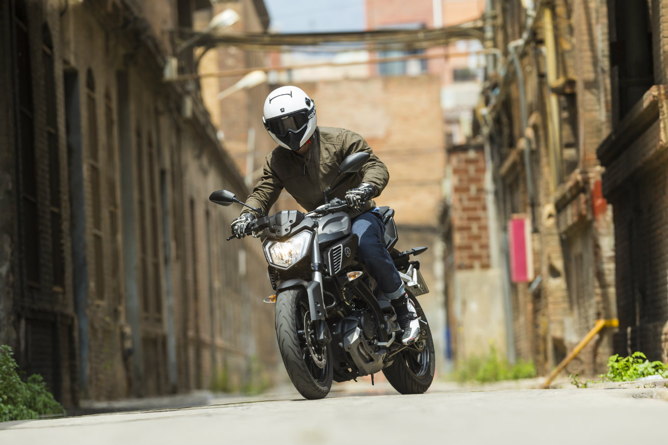 Yamaha MT-125 first ride review | Visordown