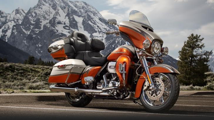 66,000 Harley-Davidsons recalled after front-wheel lock up