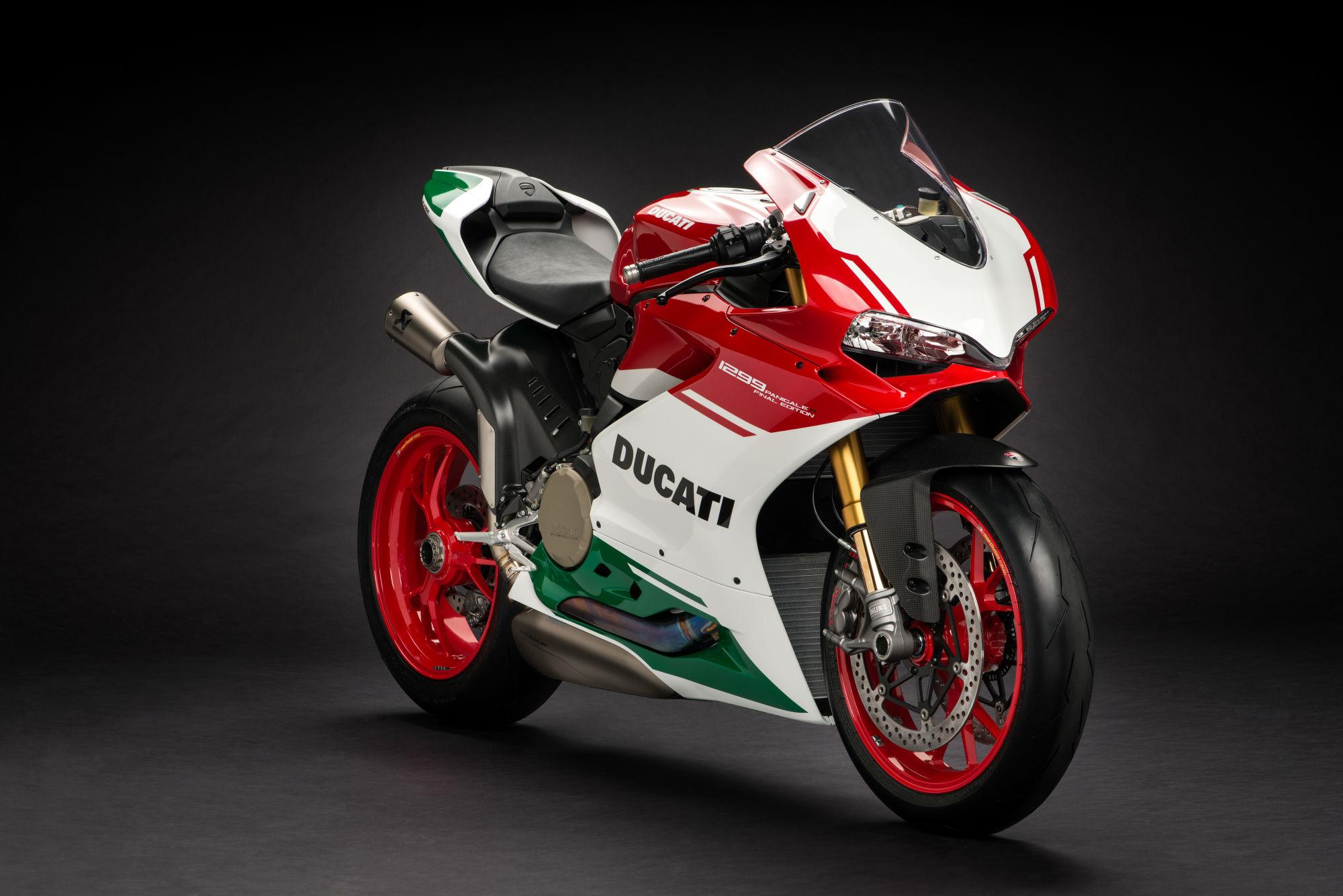 Ducati 1299 Panigale R Final Edition rev... | Visordown