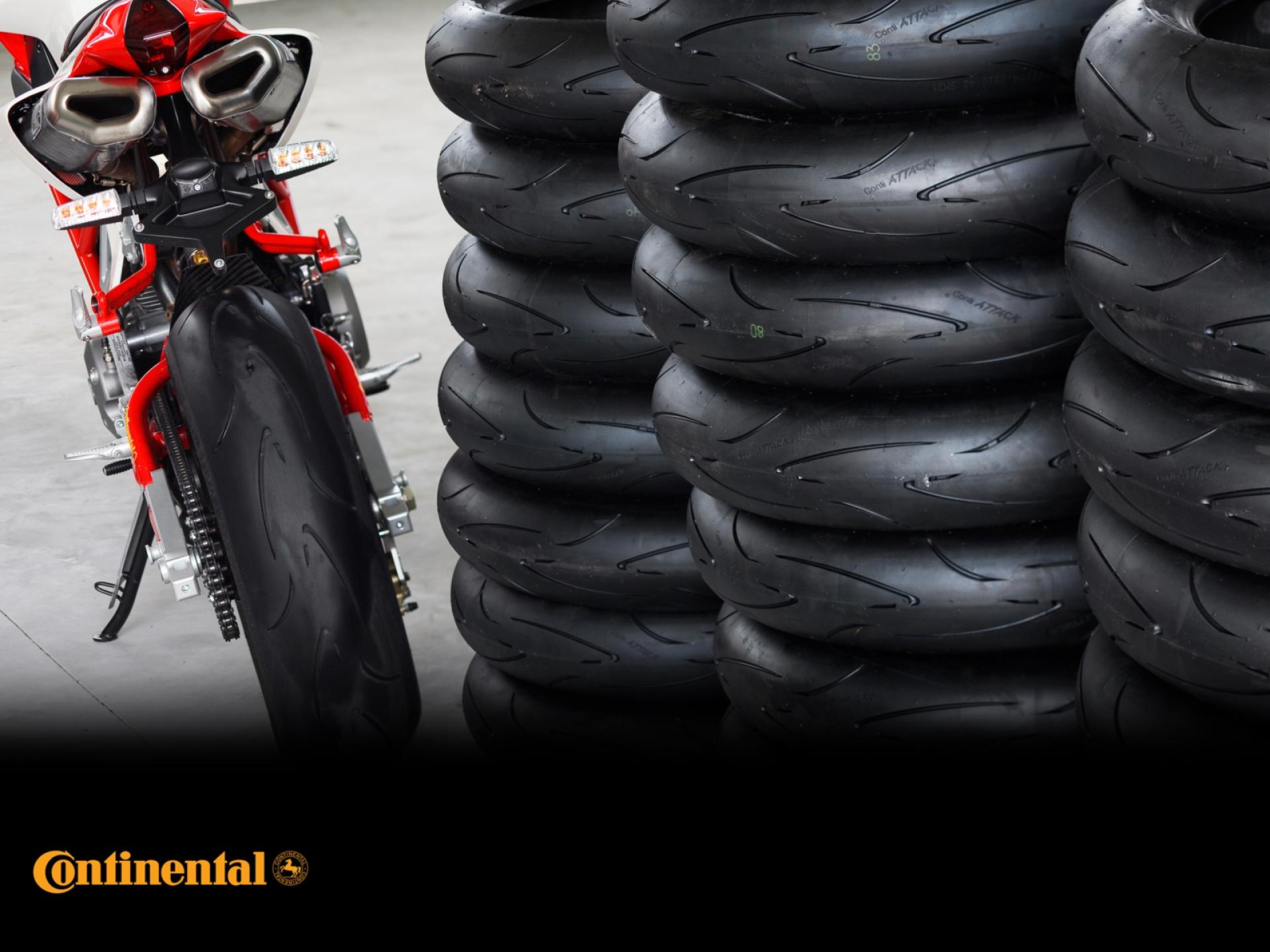 Continental recalls 170,000 tyres