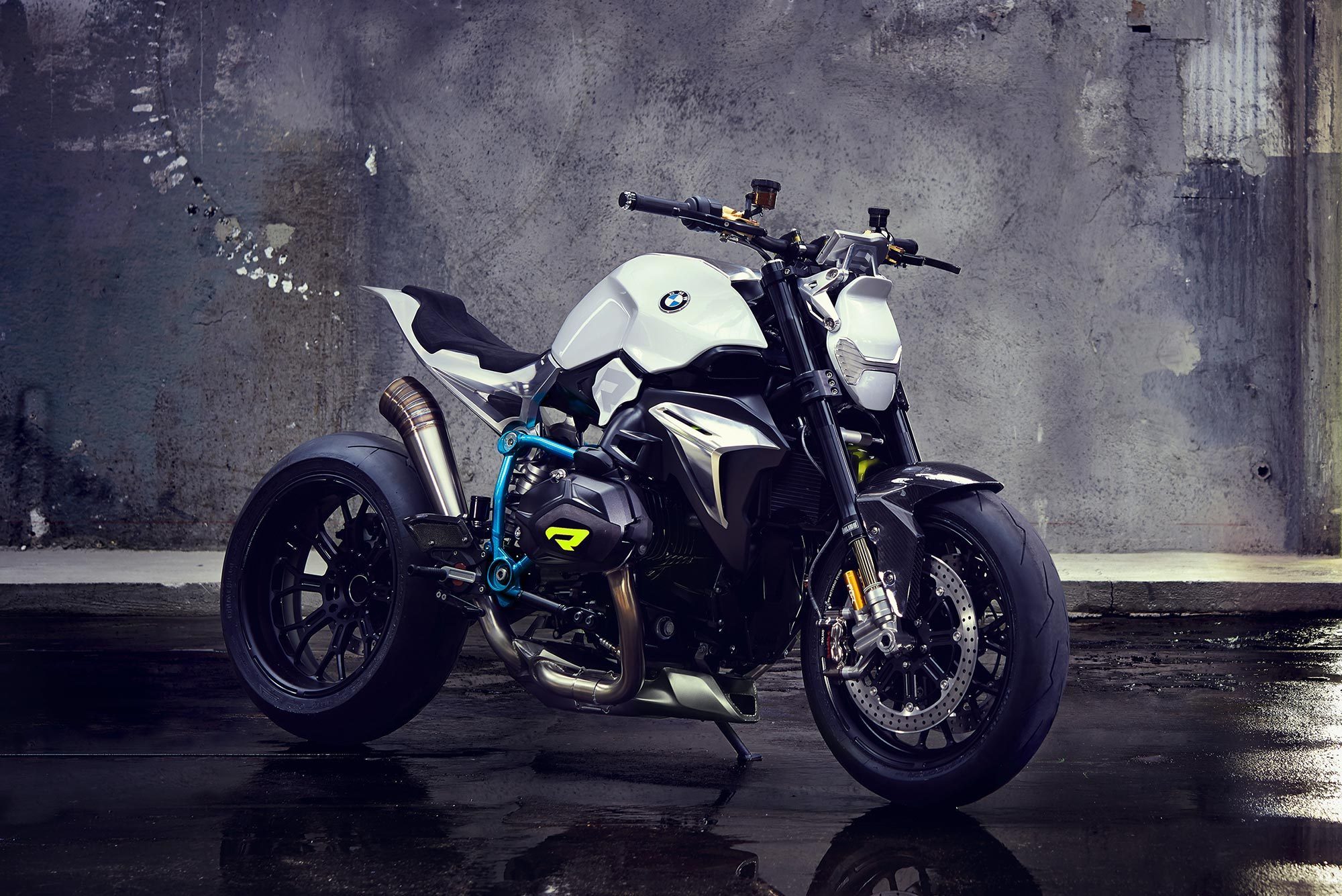 71112 Extraordinary Bmw R 1200 R Street Fighter Cars Trend