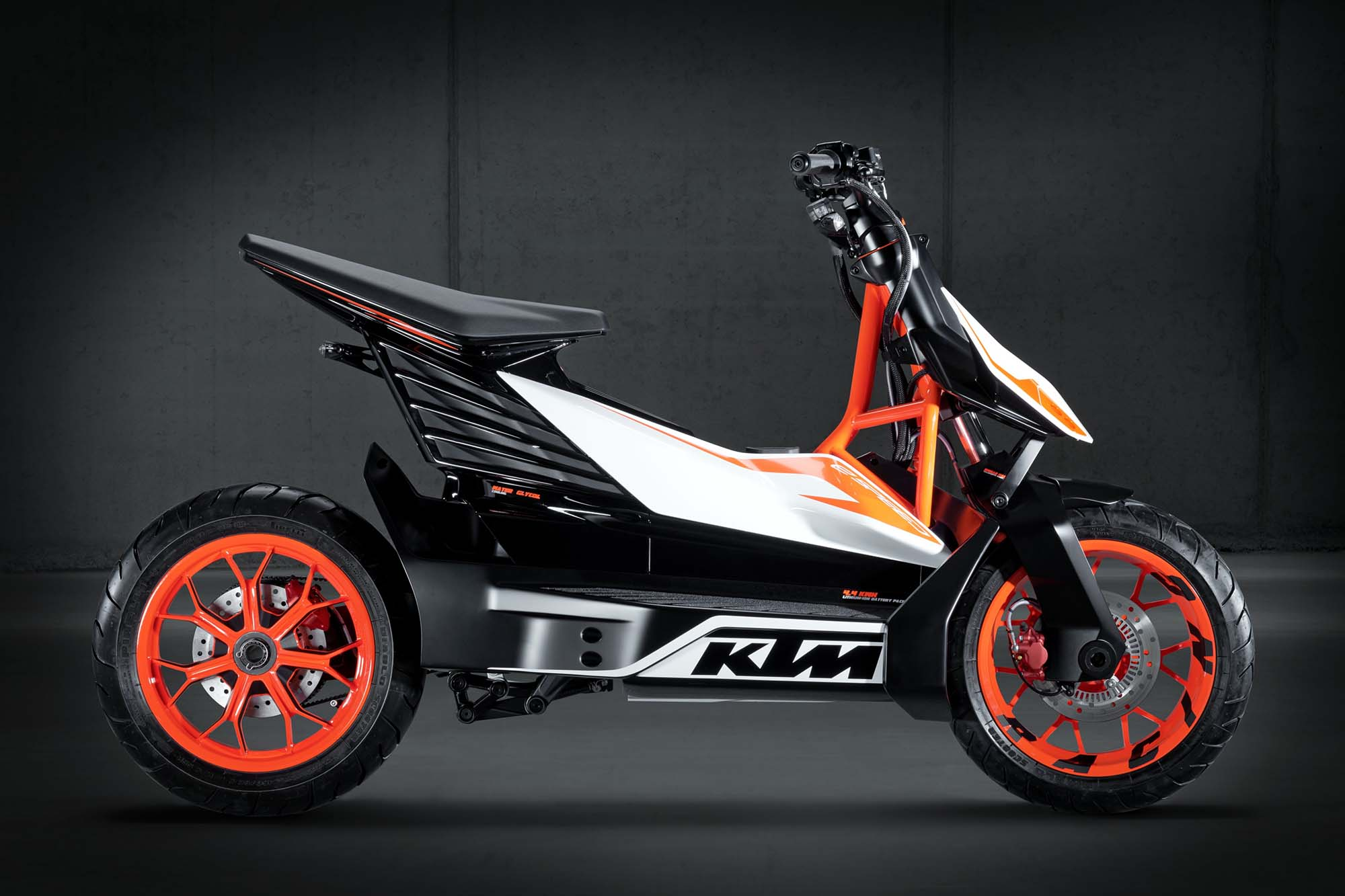 KTM electric scooter project scrapped | Visordown