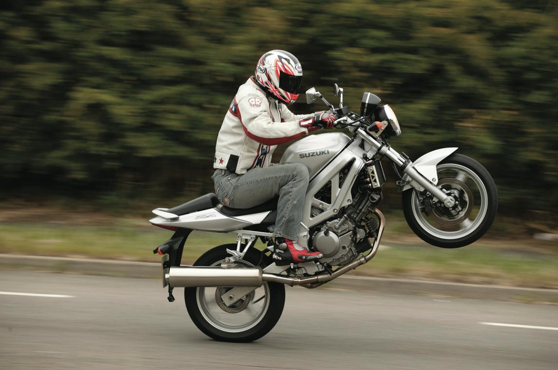 Top 10 Budget Wheelie Bikes Visordown
