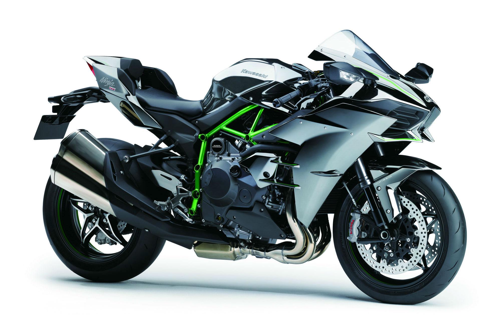 Kawasaki Ninja H2 price announced in US | Visordown