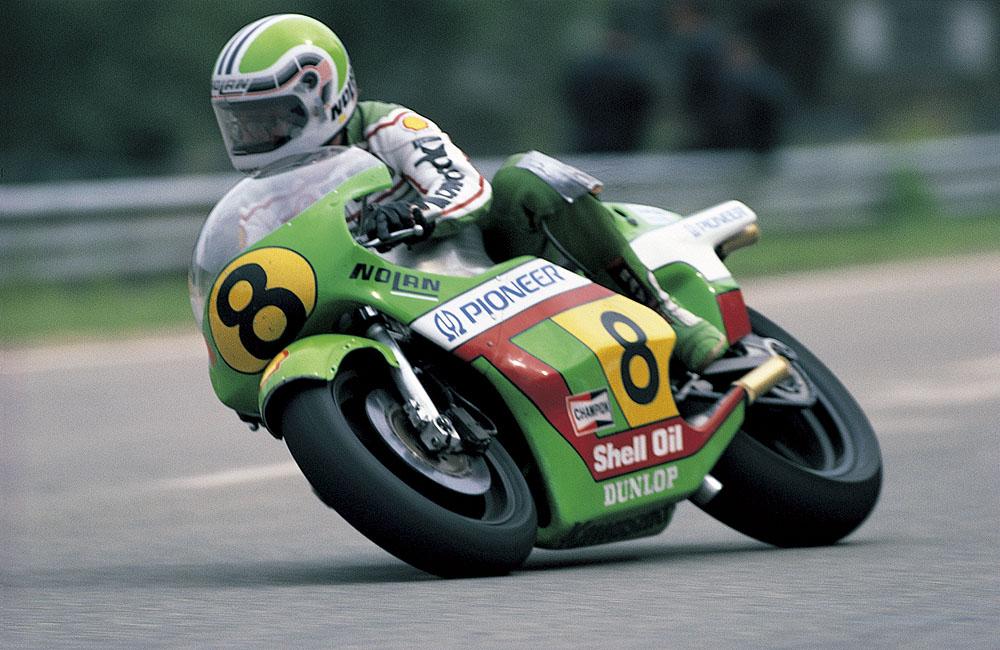 Suzuki Cc Grand Prix Racer