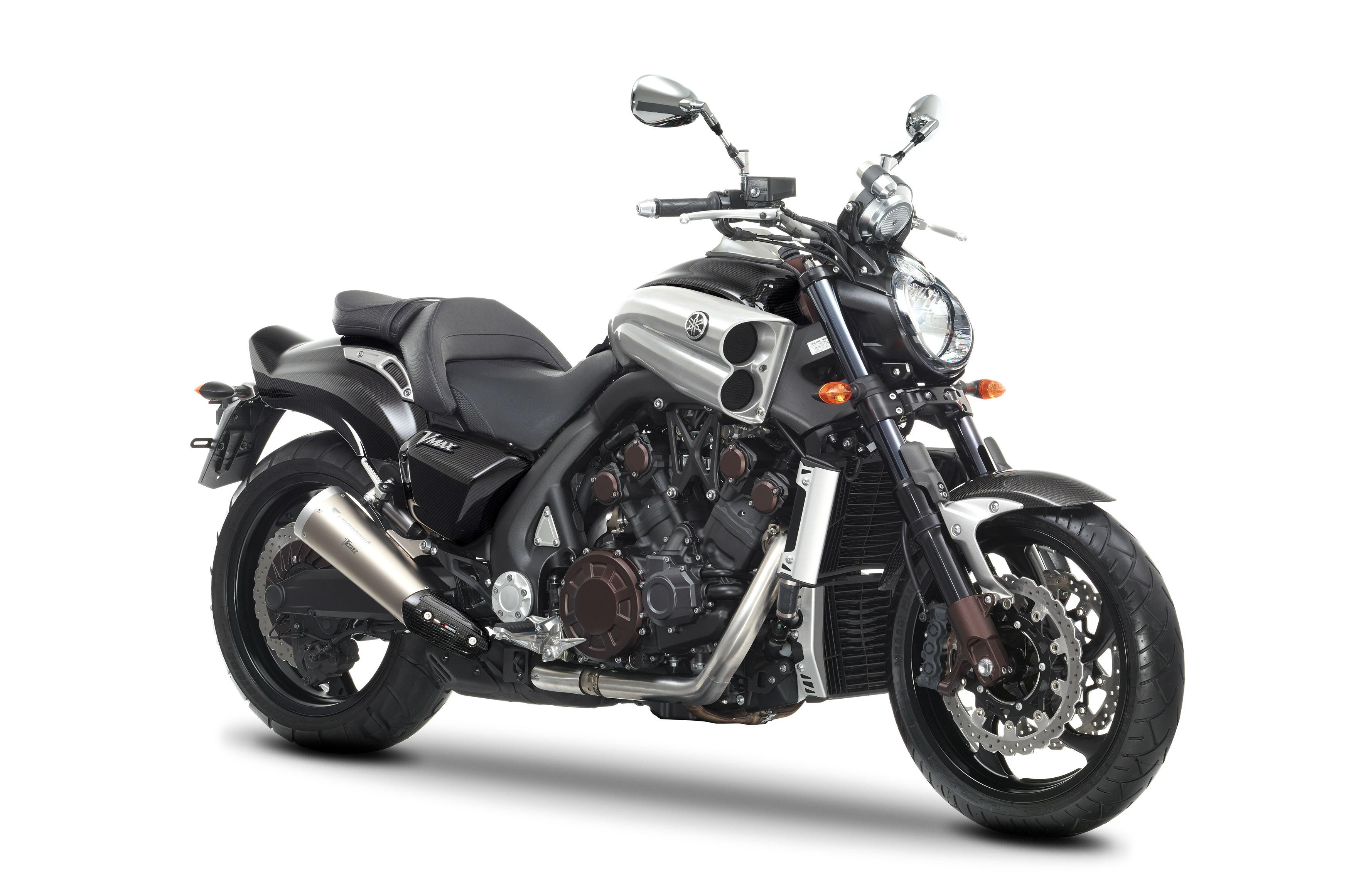 Yamaha reveals special edition VMAX Carbon | Visordown