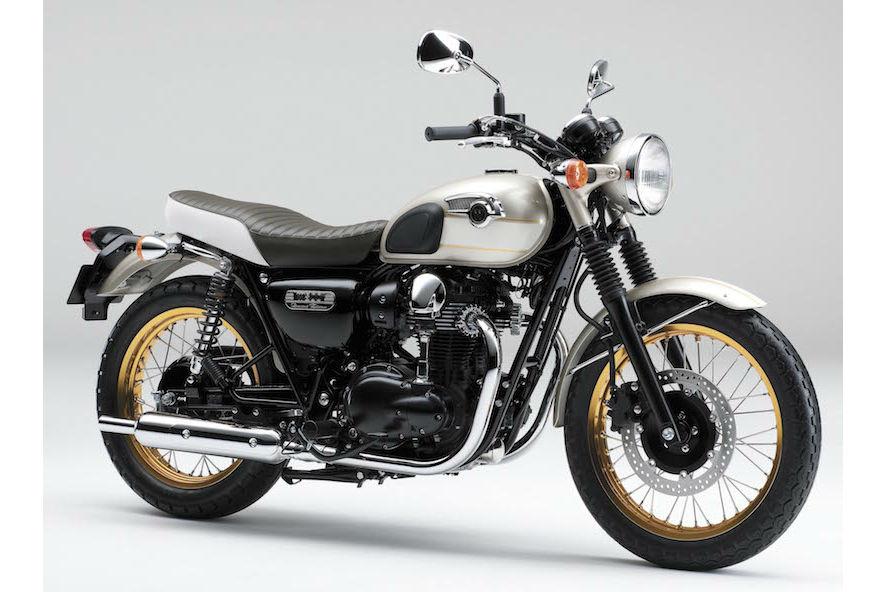 Kawasaki W800 Limited Edition