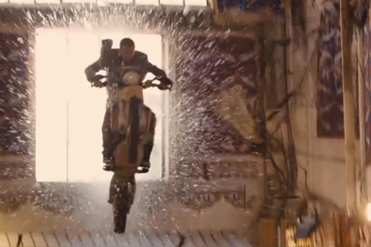 Top 10 James Bond Bikes Visordown