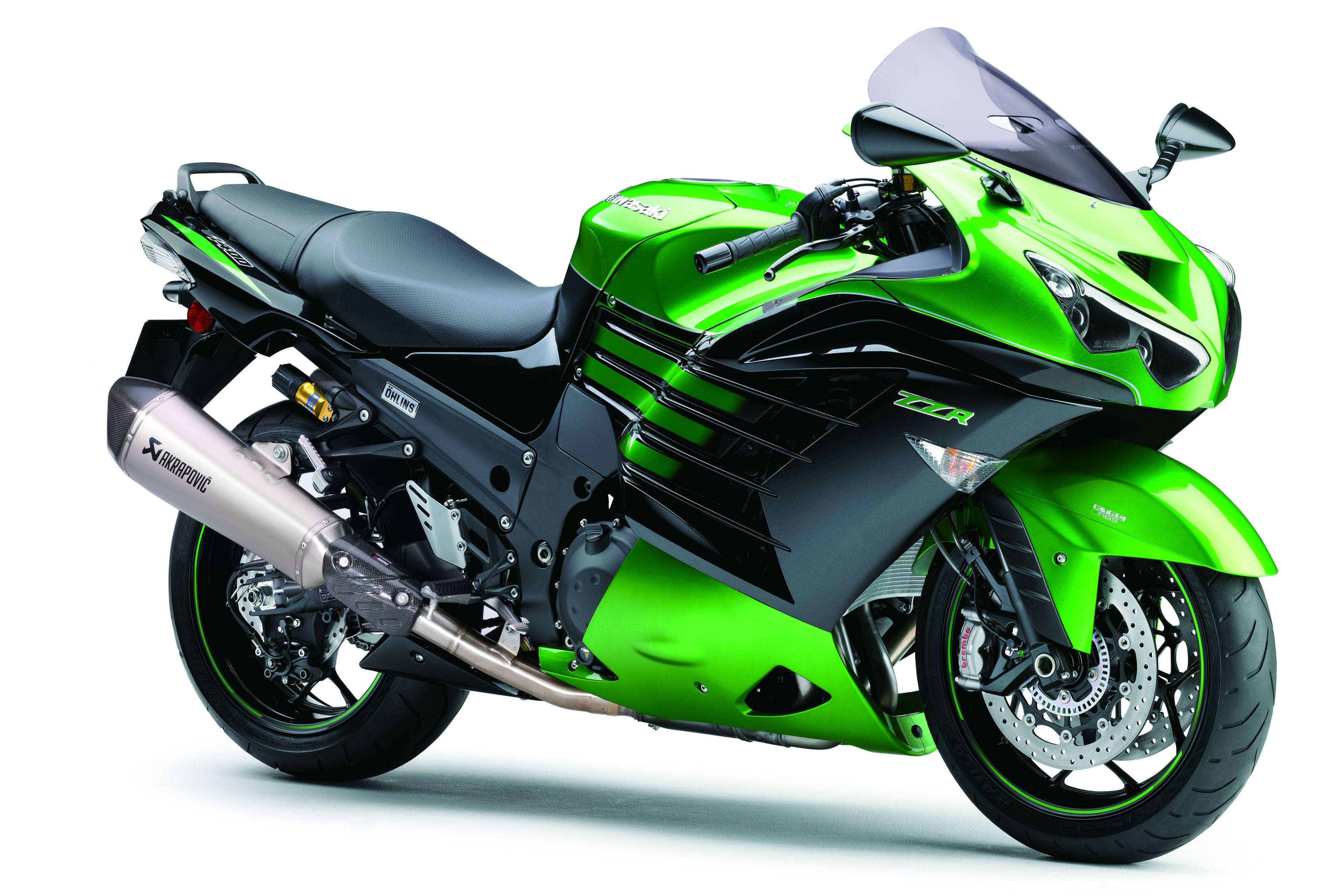 2016 Kawasaki ZZR1400 revealed | Visordown