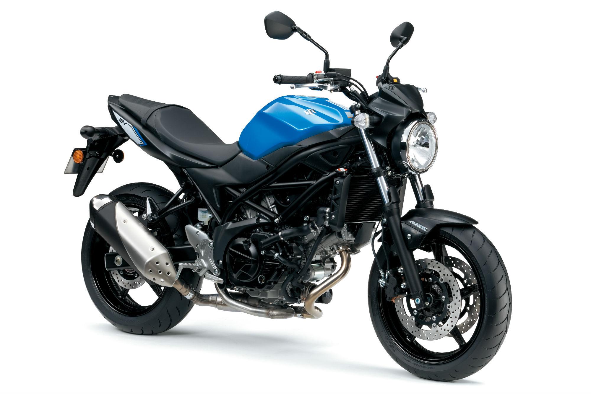 New Suzuki Sv650 Visordown