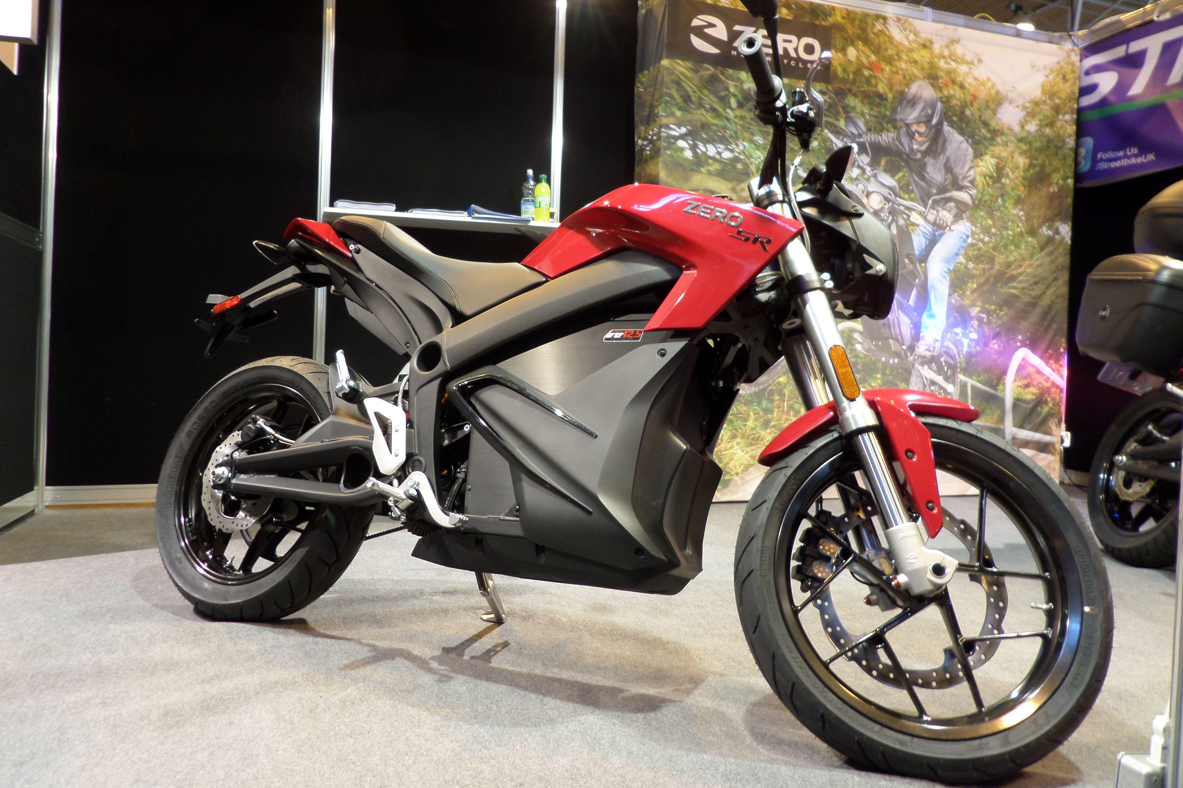 Yamaha Electric Motorcycle Uk
