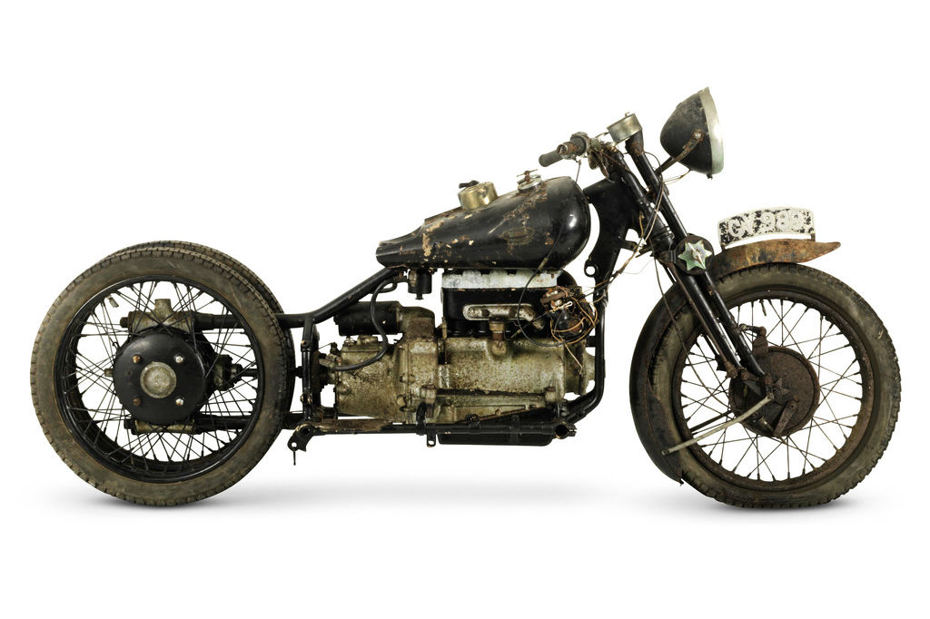 Classic Motorcycles - cover