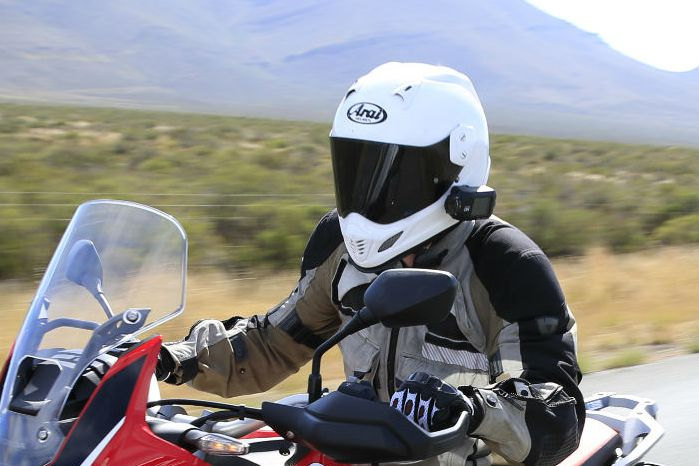 Helmet cameras may be safer than previou... | Visordown