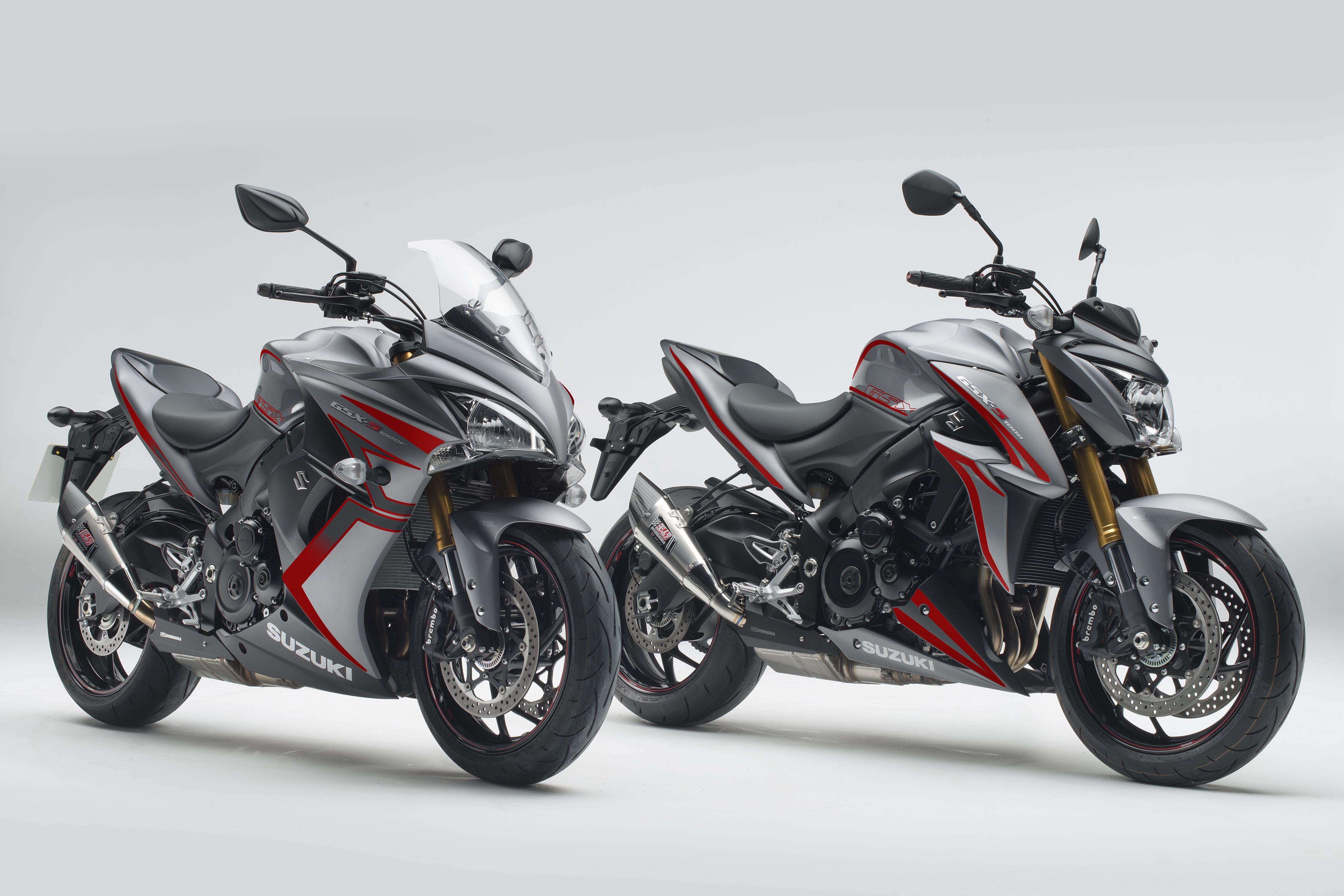 Suzuki announces GSX-1000 and GSX-S1000FA Yoshimura spe... | Visordown