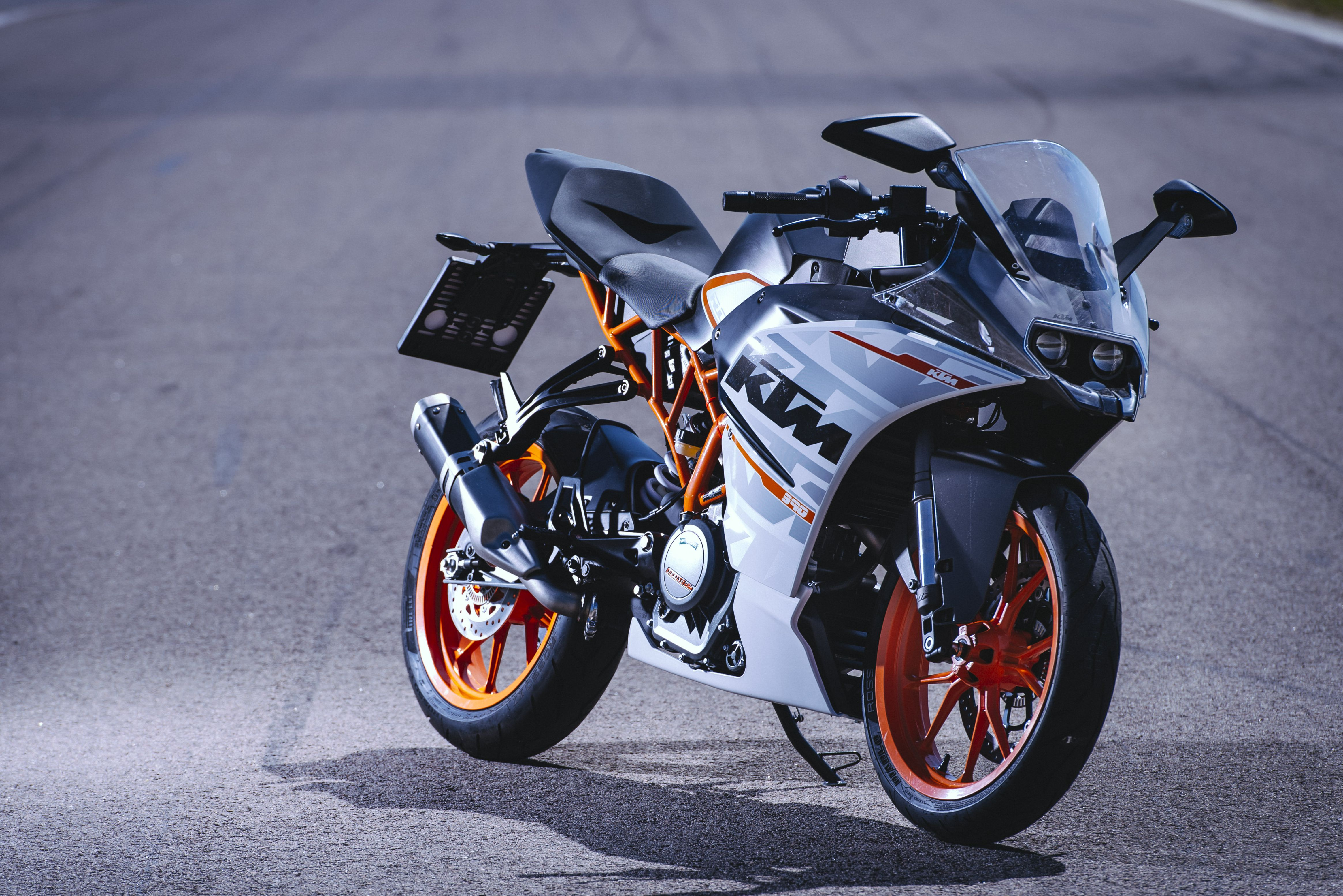 KTM updates the RC390 for 2016 | Visordown