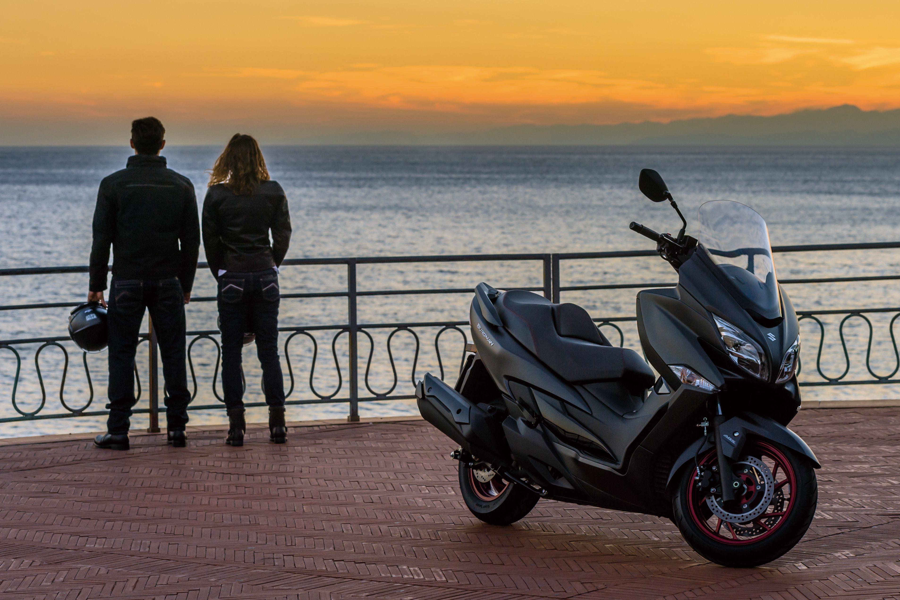 Suzuki burgman 400 review uk dating 8