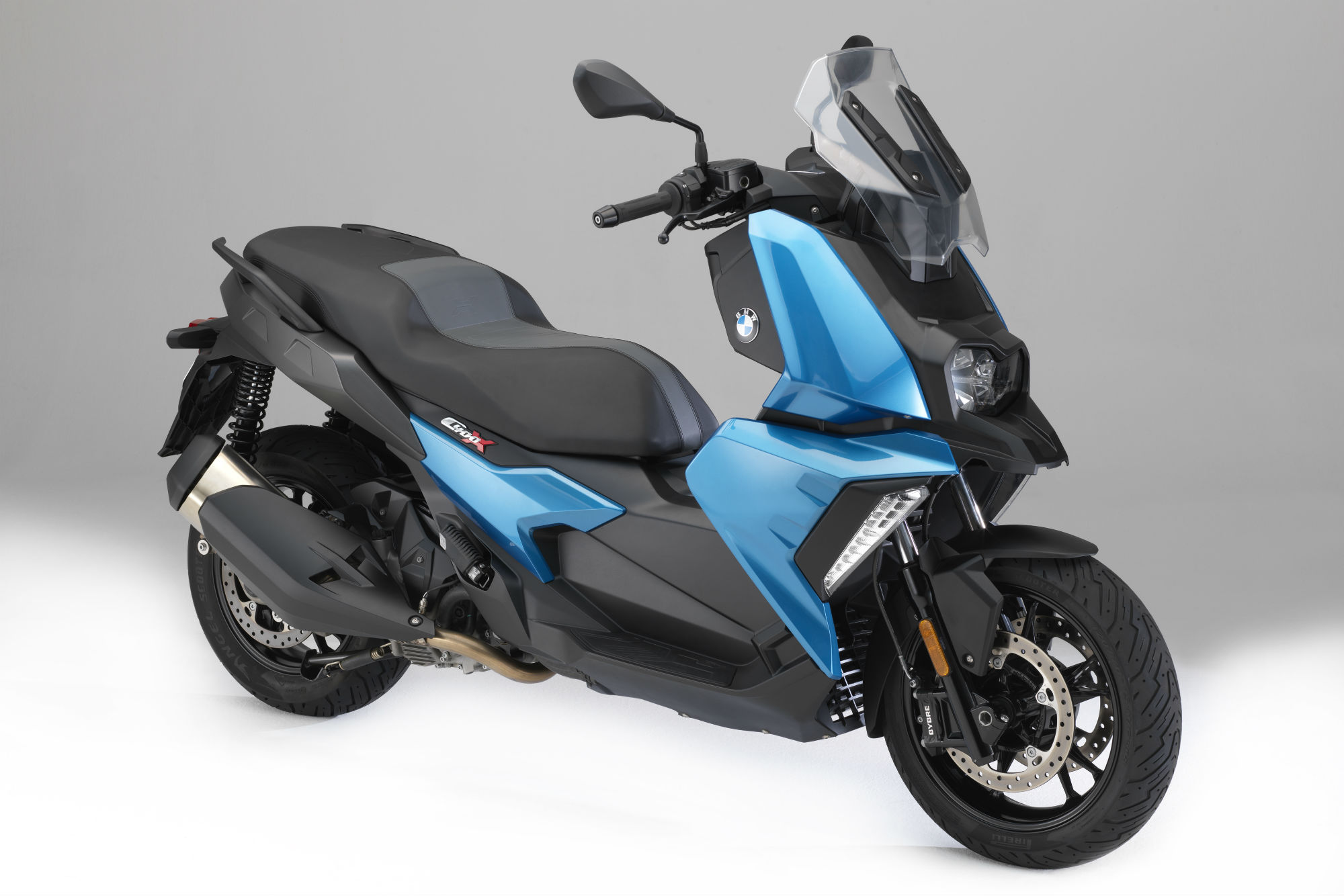 bmw�s new 400class scooter visordown
