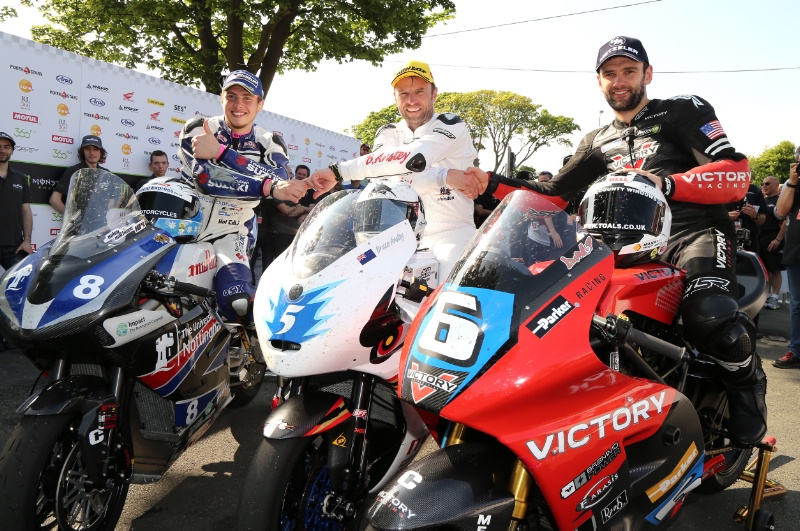 Top 10 most experienced TT riders ever