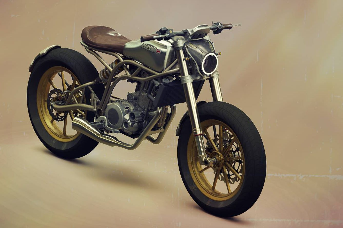 Cafe Racer Photo Gallery