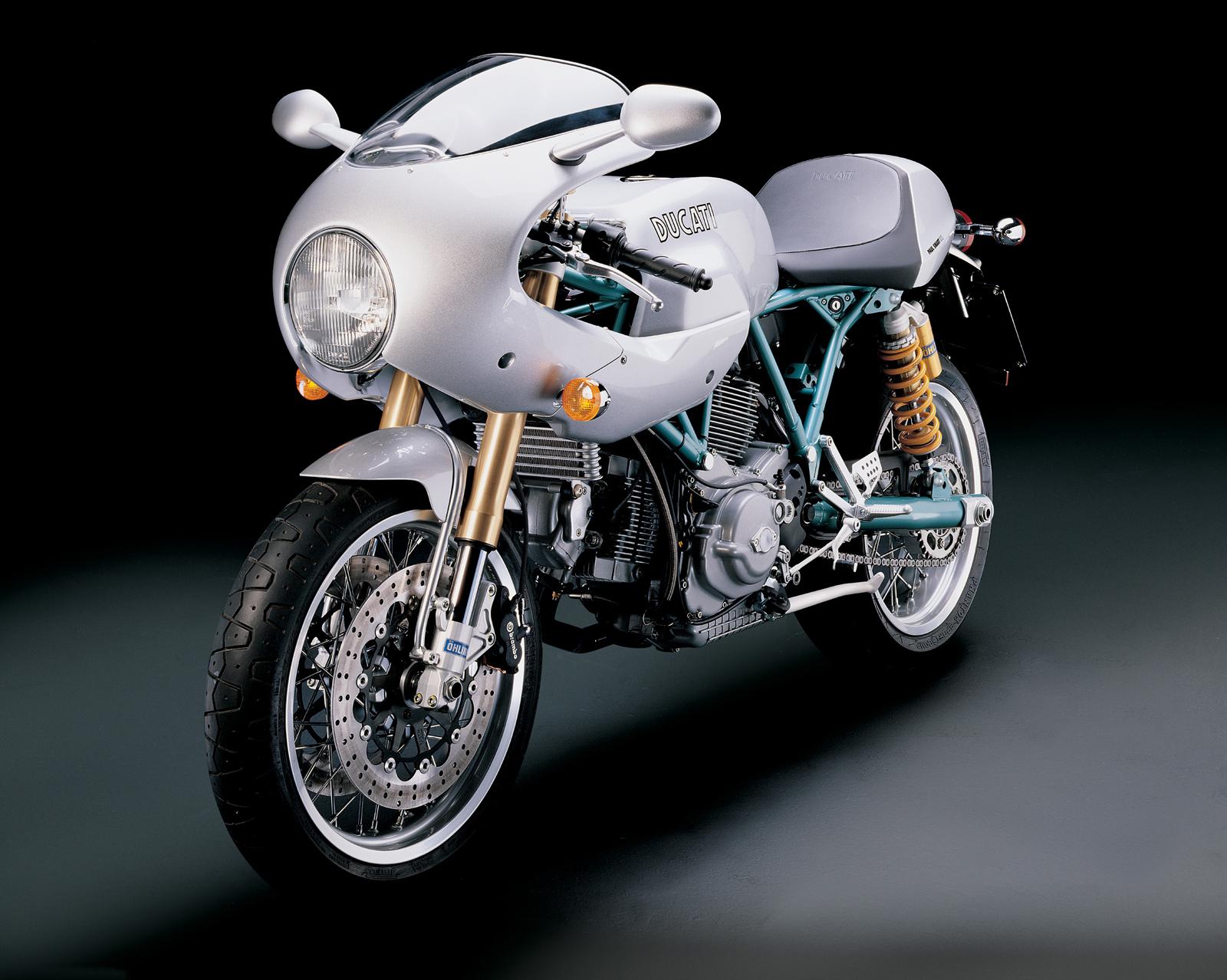Ducati 848 special edition.