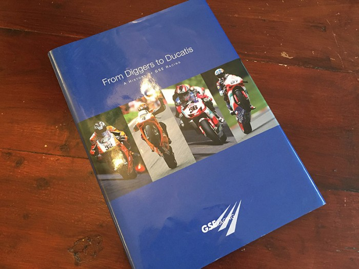 GSE Racing book