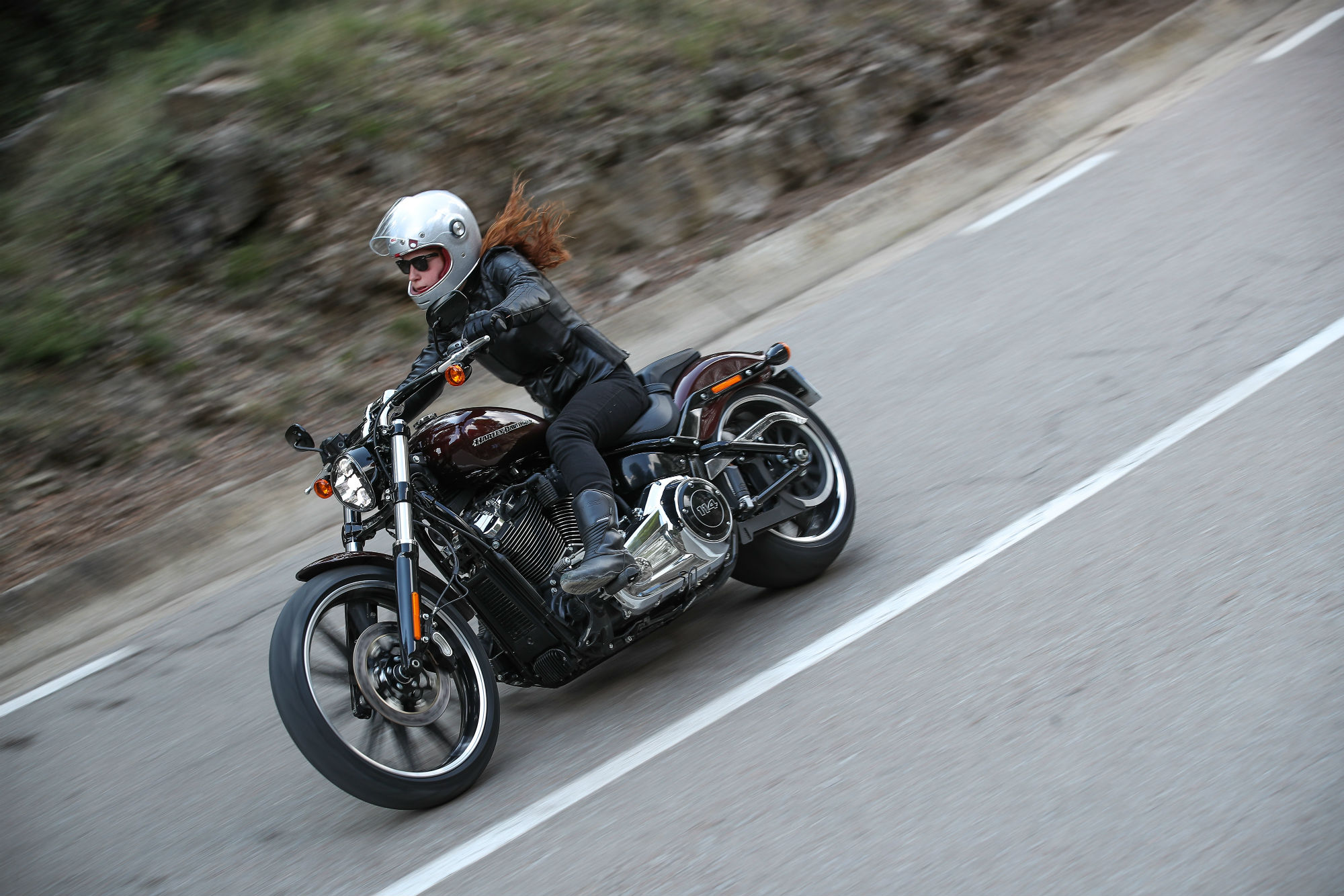Harley Davidson Cvo Breakout  Review