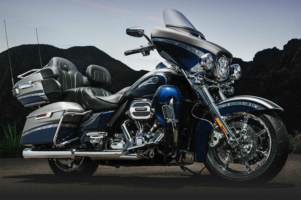 8/9. Harley-Davidson CVO Limited And CVO...