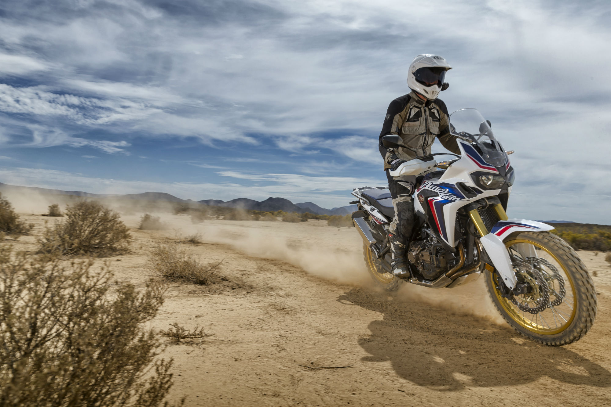 Top Five Big Adventure Bikes For Off Road