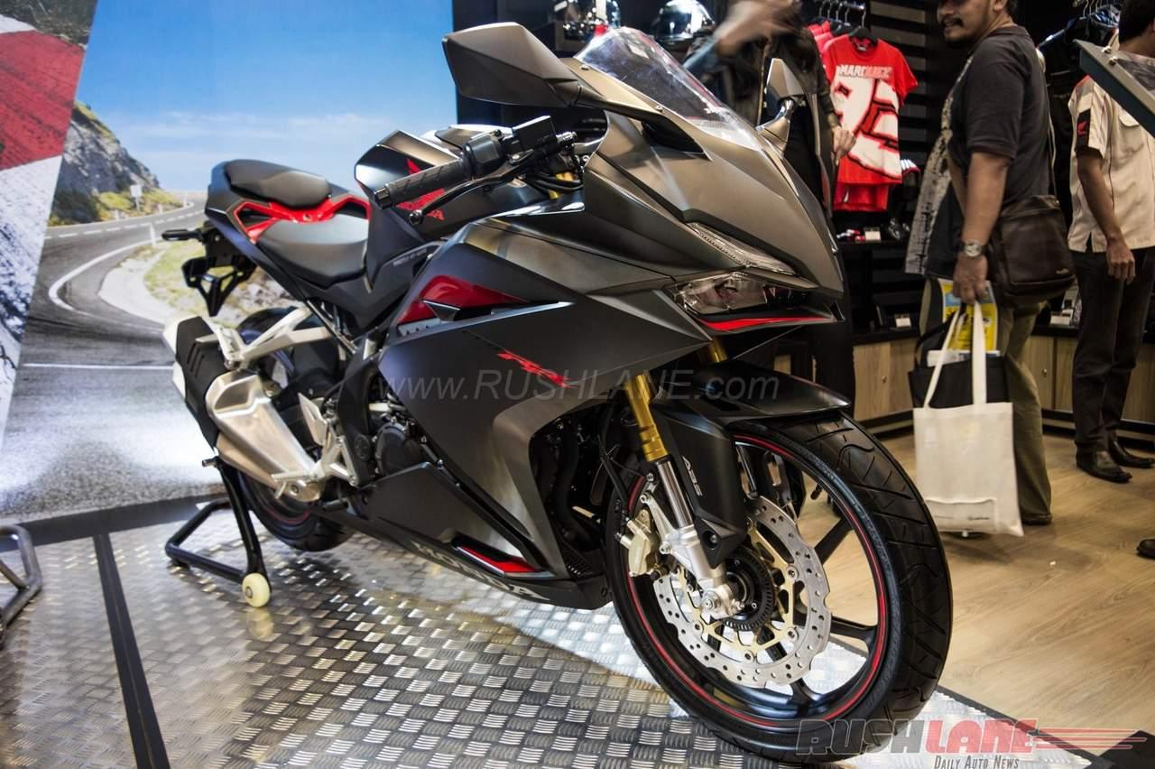 Hondas For Sale >> Honda's CBR250RR in detail   Visordown