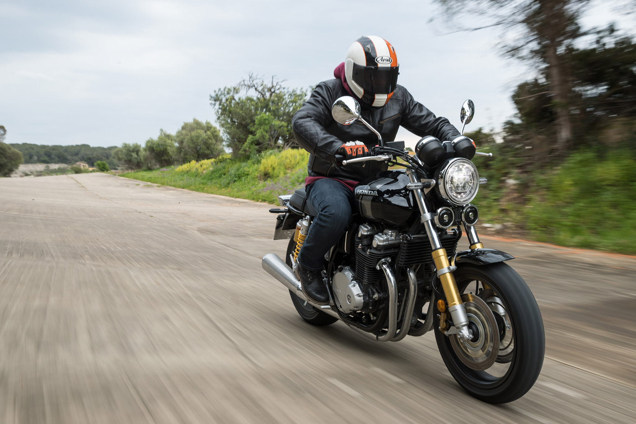 Honda CB1100 RS And EX Reviews