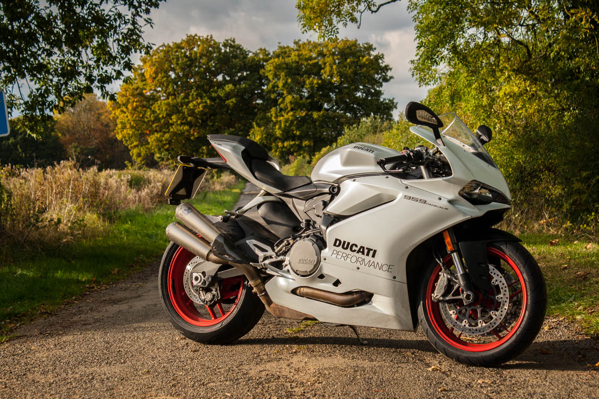 Ducati Panigale Review Road Test