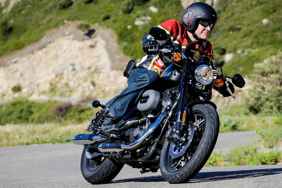 Harley-Davidson 1200 Sportster video review   Visordown